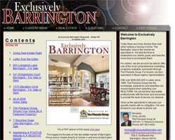 www.ExclusivelyBarrington.com